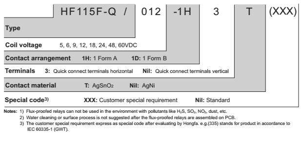 HF115F-Q/012-1H(335)