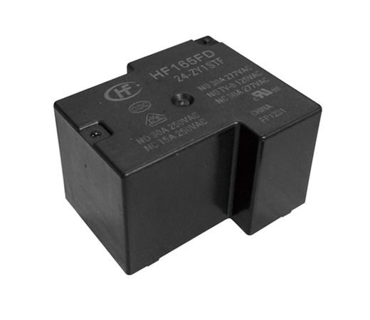 Hongfa HF165FD/12-ZY1STF (45286720021)