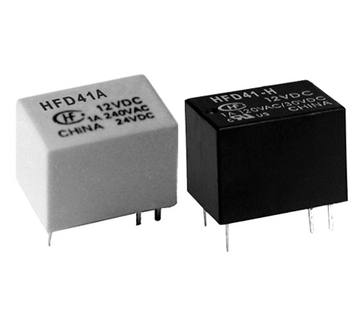 Hongfa HFD41A/12VDC-H6G (45374260215)