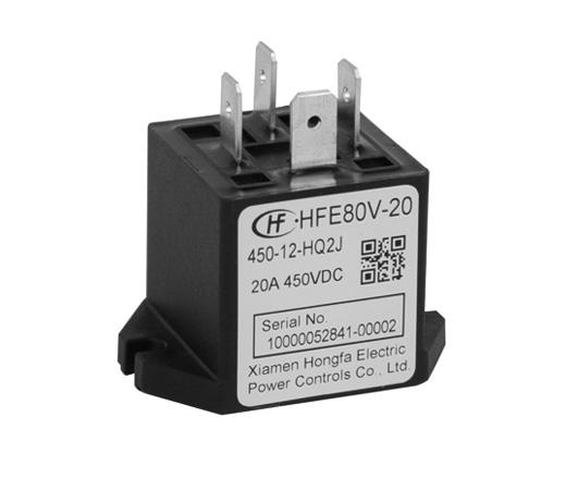 Hongfa HFE80V-20/450-12-HQ2J (45886620050)