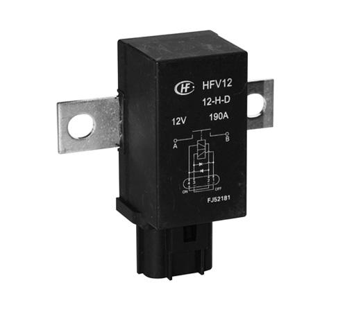 Hongfa HFV12/12-H-D (45186110002)