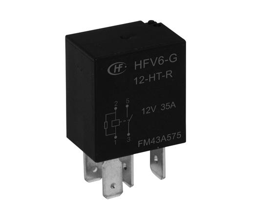 Hongfa HFV6-G/12-ZST-D (45185990016)
